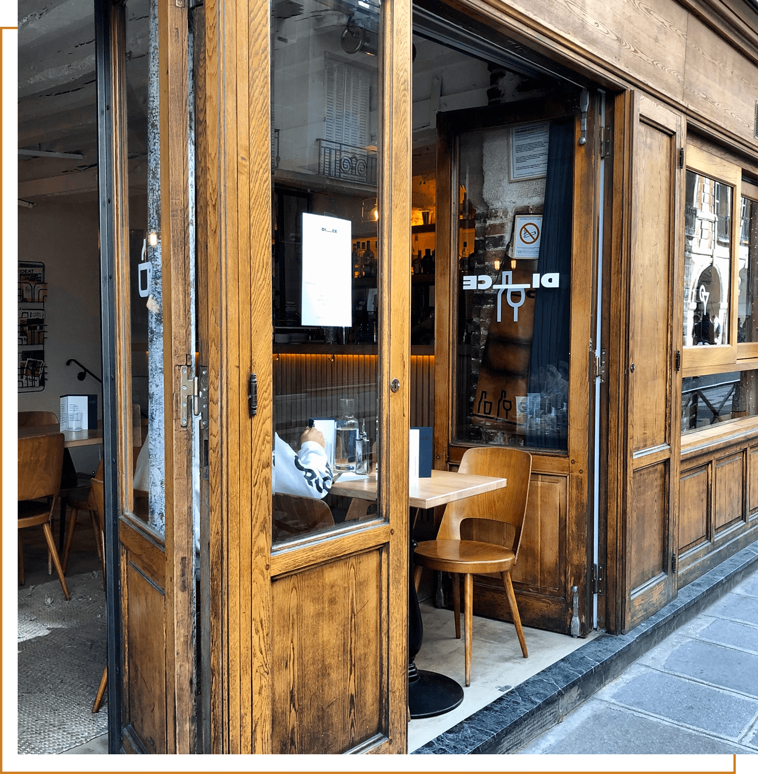Restaurant Dice Caffè